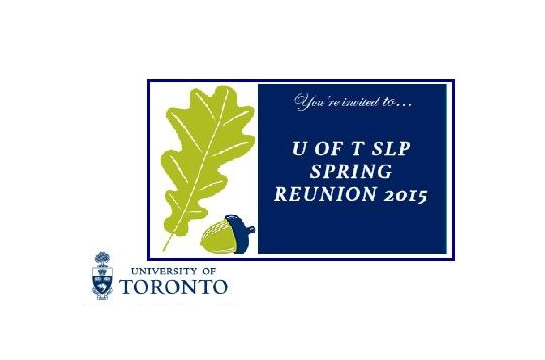 SLP Spring Reunion 2015: An Evening of Jazz, Drinks and Appetizers